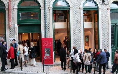 Cruel Fairy Tale / Taking-off – Exhibition Opening. Lisbon, Portugal